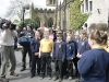 """We Love Tideswell""  Thanks Bishop Pursglove School"