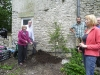 Apple Tree Planting in honour of Brain and Audrey\'s Golden Wedding