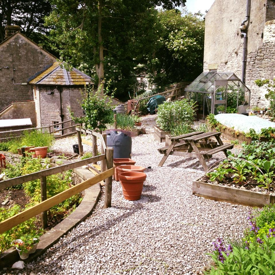 home of the tideswell food festival and tideswell kitchen garden